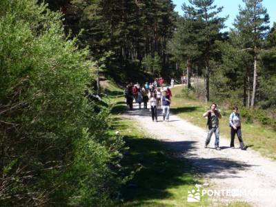 Ojos Rio Moros - Embalse del Tejo o las Tabladillas; mochilas trekking; mochila senderismo
